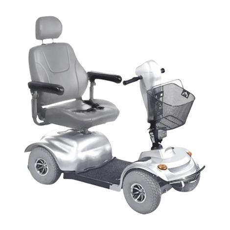 Golden Tech Avenger Heavy Duty Four Wheel Scooter