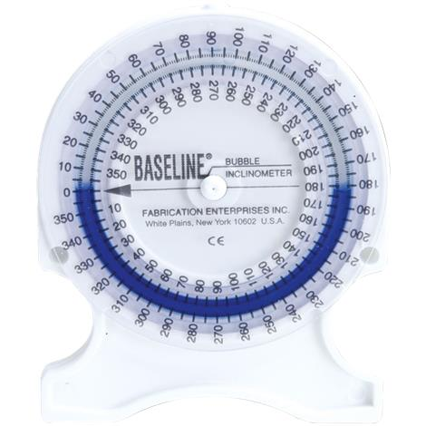 "Baseline Bubble Inclinometer,4"" x 0.2"" x 4"",Each,#12-1056"