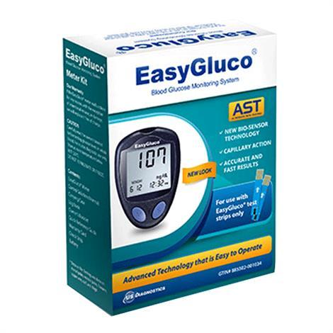 EasyGluco G2 Meter,Meter,4/Case,G2103