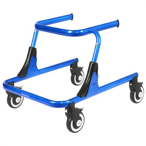 Drive Medical Moxie GT Gait Trainer,Medium,Blue,Each,GT2000-2GB