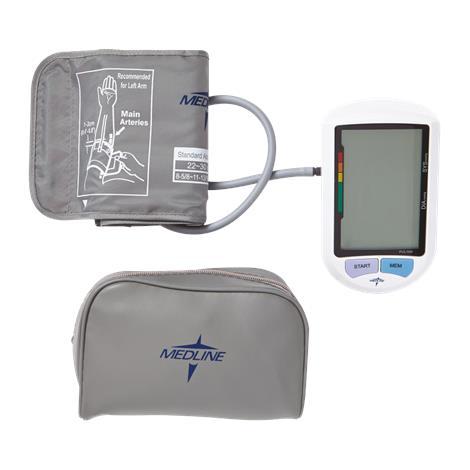 Medline Elite Automatic Digital Pressure Monitor,Adult,Each,MDS3001LA