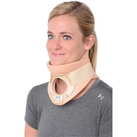 "Advanced Orthopaedics Philadelphia Cervical Collar,Large,2-1/4"" H,Each,02L"