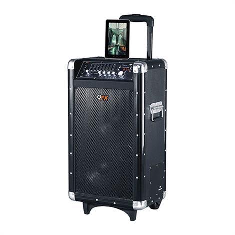 QFX Bluetooth Tailgater PA Speaker,Bluetooth Speaker,Each,PBX-3080