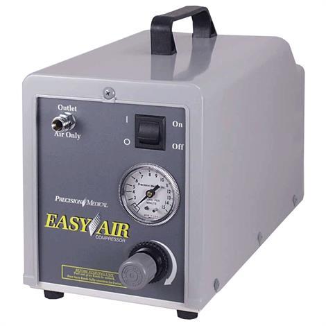 Precision Medical PM15 EasyAir Compressor,EasyAir Compressor Flow,Each,PM15-F