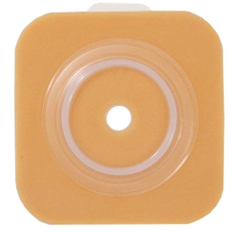 ConvaTec SUR-FIT Natura Two-Piece Cut-to-Fit Stomahesive Skin Barrier With Tape Collar,10/Pack,125257
