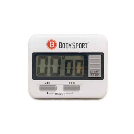 Body Sport Digital Timer,Digital Timer,Each,BDSTIMER