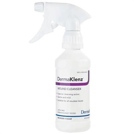 Derma-Rite DermaKlenz Wound Cleanser,4 oz,12/Pack,243