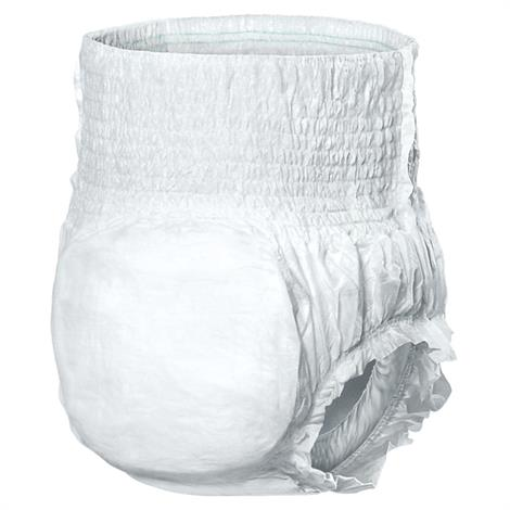 Medline Protection Plus Overnight Protective Underwear,Large,Fits Waist 40 - 56,14/Pack,4Pk/Case,MSC53505