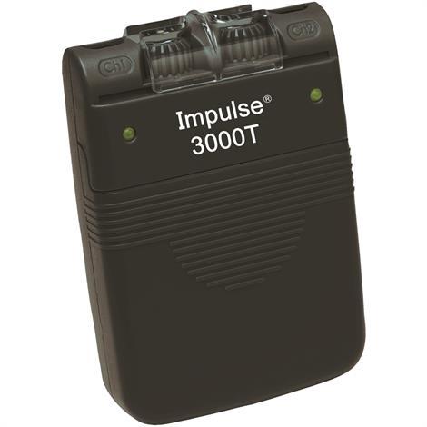 "BioMedical Impulse 3000T TENS Unit With Timer,3.9"" x 2.75"" x 1"" (99mm x 70mm x 25mm),Each,KIM3T"