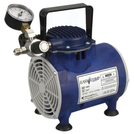 "Precision Medical EasyComp Air Compressor,10.25""L x 5.25""W x 9.5""H,Each,PM50"