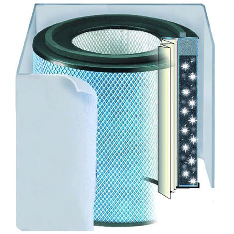 Austin Air HealthMate HM400 Replacement Filter,Black,Each,FR400