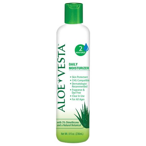 ConvaTec Aloe Vesta Daily Moisturizer,2oz,Bottle,5/Pack,324802