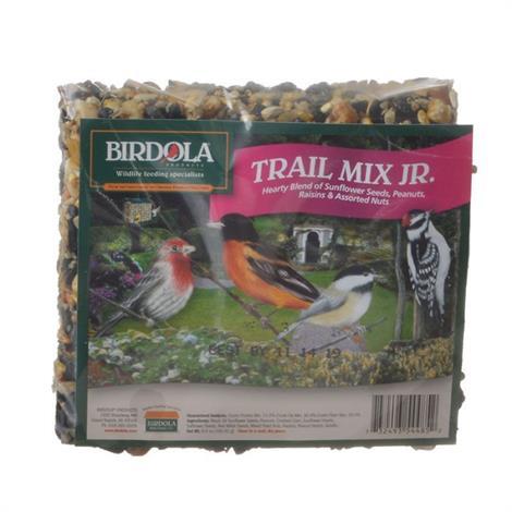 Birdola Trail Mix Jr. Seed Cake,.43 lbs,Each,54485