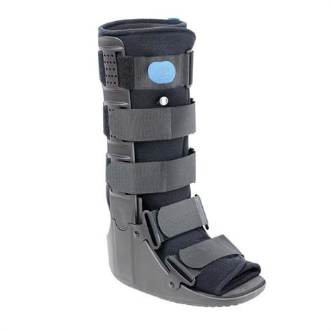 Advanced Orthopaedics Hard Plastic Support Low Profile Air Walker,Large,High Top,Each,390-AZ