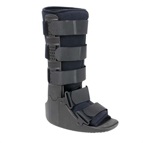 Advanced Orthopaedics Hard Plastic Support Low Profile Walker,Large,High Top,Each,390-Z