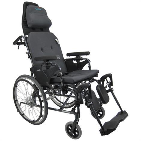 Karman Healthcare MVP-502 Reclining Self Propel Wheelchair,0,Each,0