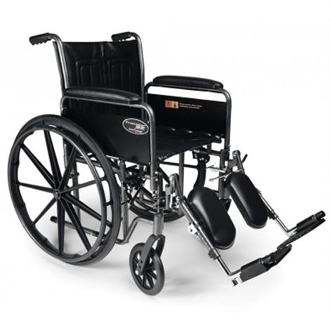 Graham-Field Everest & Jennings Traveler SE Wheelchair,0,Each,3