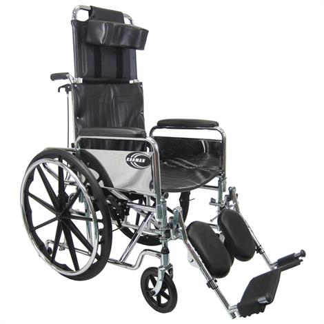 Karman Healthcare KN-880 Reclining Back Wheelchair,0,Each,0