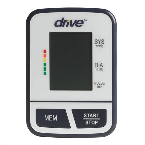 Drive Economy Upper Arm Automatic Pressure Monitor,Upper Arm,5.51 x 3.86 x 1.89,Each,BP3600