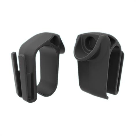 Rollz Motion 3-in-1 Cane,Chair & Bag Holder,Black,Each,2030RM0049