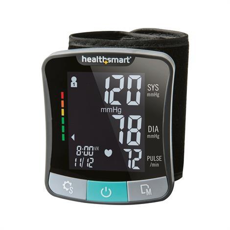Mabis DMI HealthSmart Premium Series Wrist Pressure Monitor,3 x 2.5 inches,Each,04-820-001