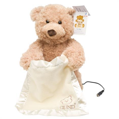 Peek-A-Boo Interactive Play Bear,Peek-A-Boo Interactive Play Bear,Each,30050319 ABL30050319