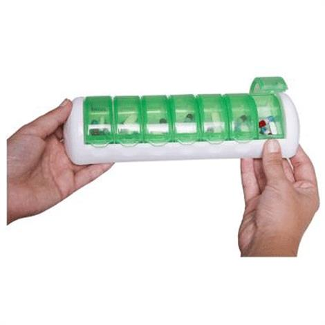 Graham Field Weekly Pill Pod Organizer,Pill Pod Planner,Each,5719R-1