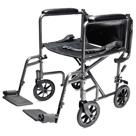 Graham-Field Everest and Jennings Steel Transport Chair,0,Each,0