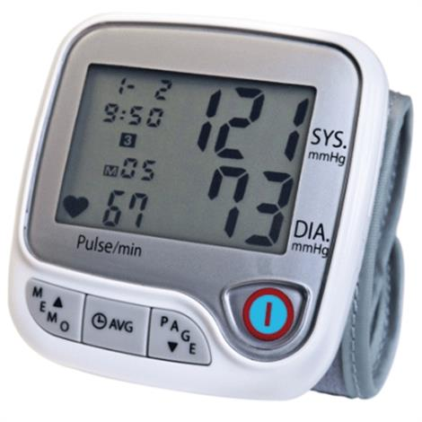 Graham-Field Advanced Wrist Pressure Monitor, Pressure Monitor,Each,1147