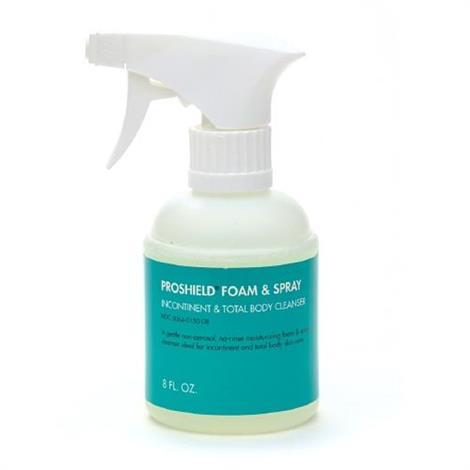 Healthpoint Proshield Spray Cleanser,8oz,Foam and Spray Cleanser Bottle,12/Case,0064-0150-08