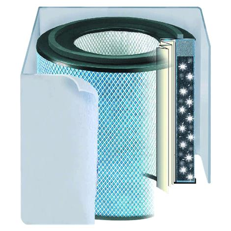 Austin Air HM450 HealthMate Plus Air Purifier Replacement Filter,Black,Each,FR450 AASFR450bk