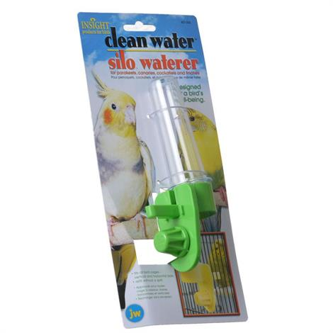 "JW Insight Clean Water Silo Waterer,Regular (7"" Tall),Each,31300"