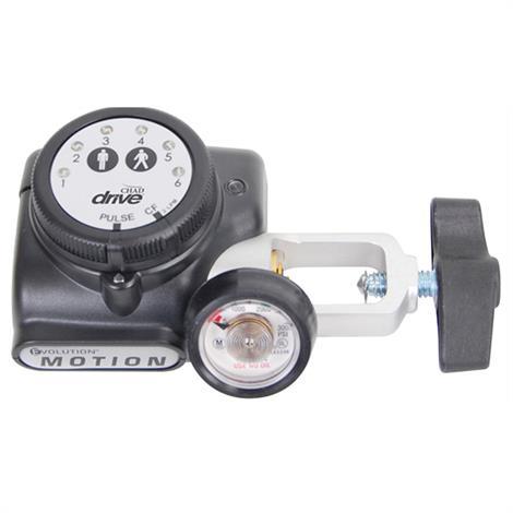 "Drive Chad Evolution Motion Electronic Oxygen Conserver,6.1""L x 2.5""H x 3.1""W (15.5 cm x 6.4cm x 7.9cm),Each,OM-900M"