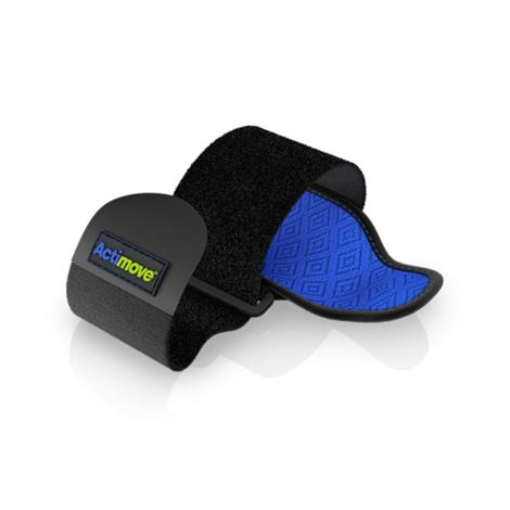 "Actimove Universal Wrist Stabilizer,Universal,Black,5.5"" - 8"",Each,7571420"