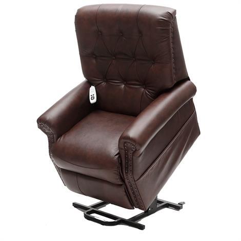 Healthline Neptune Infinite Position Lift Chair,Black,Each,CH4016