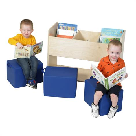 """Childrens Factory Mobile Reading Center,32.5"""" X 14.5"""" X 26.25"""",Each,ANG1710"""