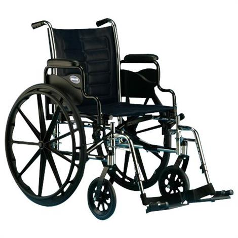 Invacare Tracer IV 24 Inches Wheelchair,0,Each,0