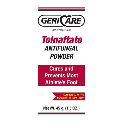 McKesson Tolnaftate Foot Powder,Tolnaftate Foot Powder,24/Case,QTNC-45-GCP