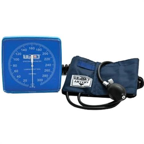 Graham-Field Wallmax Aneroid Sphygmomanometer,Adult,Blue,Each,222