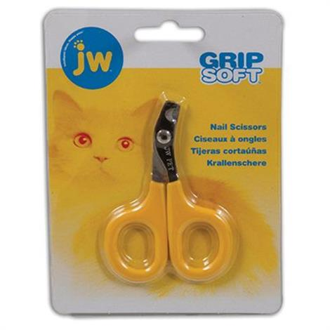 JW Gripsoft Cat Nail Clipper,Cat Nail Clipper,Each,65026