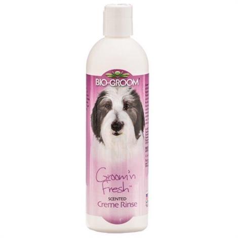 Bio Groom Groom N Fresh Scented Creme Rinse Conditioner,12 oz,Each,39012