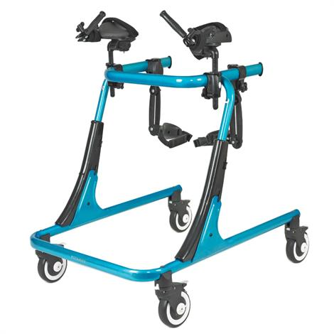Drive Thigh Prompts For Trekker Gait Trainer,Large,Pair,TK 1090 L