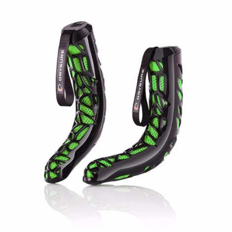 Drysure Extreme Boot Dryer,Black - Green,Pair,NOR202203