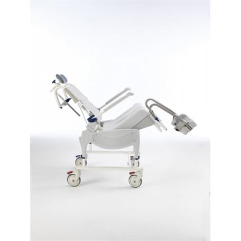 Clarke Aquatec Ergo VIP Tilt-in Space Shower Commode Chairs,0,Each,A1642029