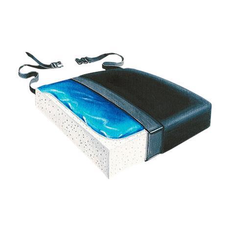 "Skil-Care Bariatric Gel-Foam Pad Cushions,20""W x 18""D x 3""H,Each,915110"