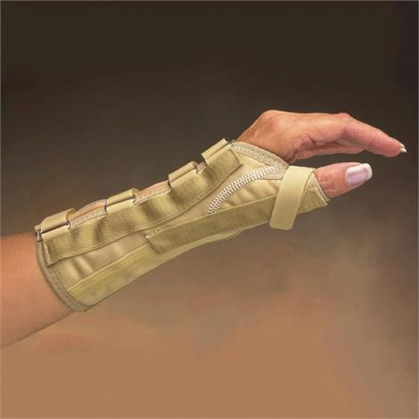 Rheuma D-Ring Wrist And Thumb Orthosis,X-Large,Right,Each,NC75180-9 - from $58.89