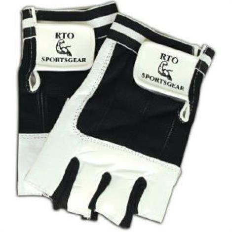 RTO Sportsgear Workout Gloves,2X-Large,10/Pack,3140306