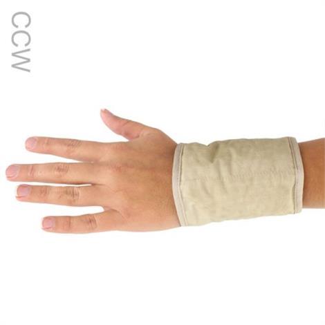 Polar Cool Comfort Wrist Wraps,Blue,Each,CCW-PAIR-BLU