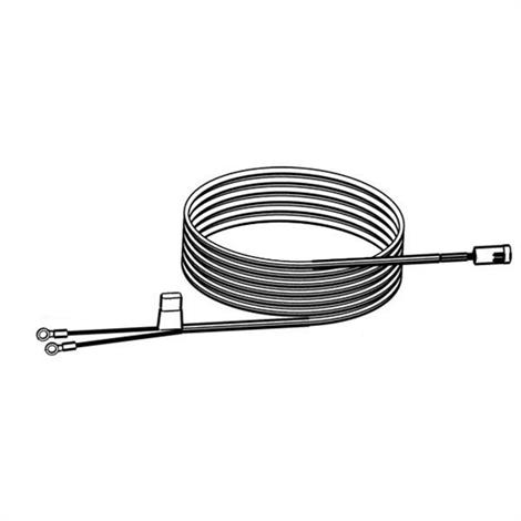 Harmar Vehicle Wiring Harness,Length: 23ft,Each,H28010