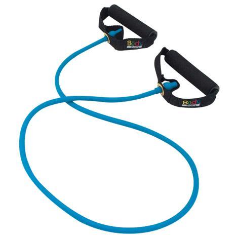 BodySport Studio Series Resistance Tubes,Blue,Light Resistance,Each,ZZR146BLT